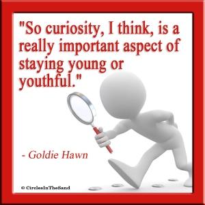 Curiosity Goldie Hawn