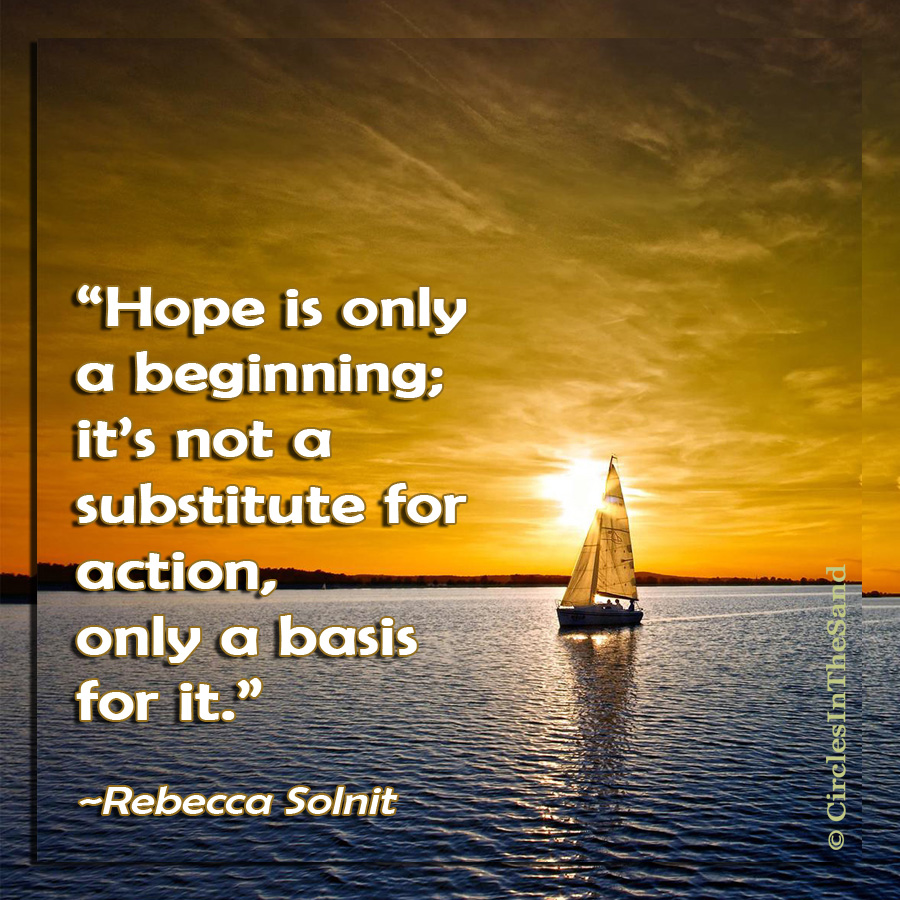 Hope Rebecca Solnit